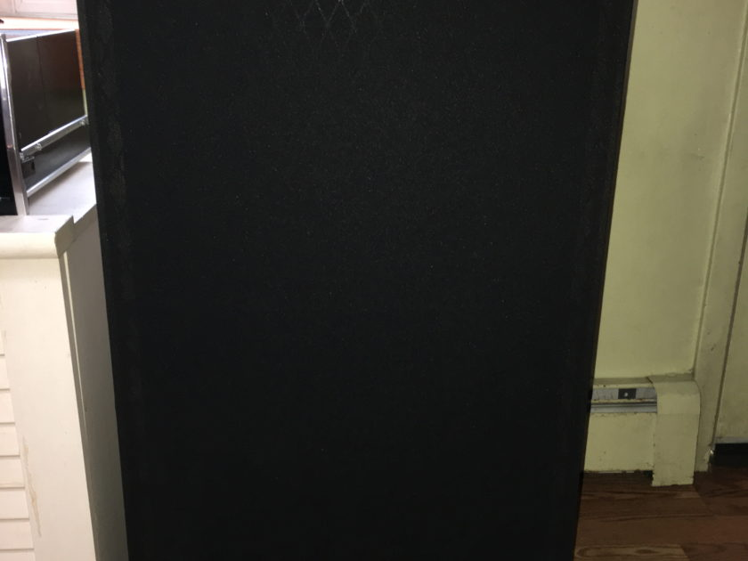 Mcintosh XR-7 Full Range Floor Speakers Professionally Re-Foamed