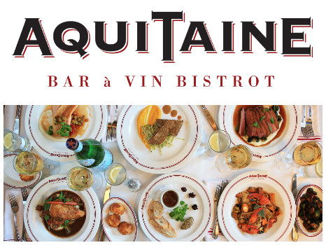Aquitaine Chestnut Hill - Dinner for Two