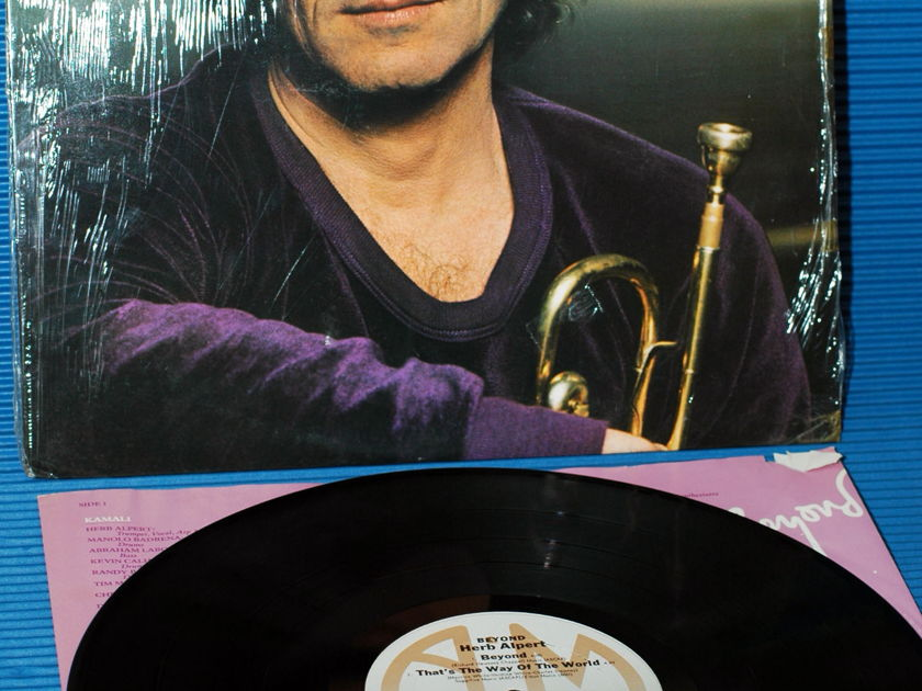 """HERB ALPERT -  - """"Beyond"""" -  A&M 1980"""