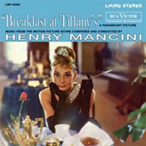 Henry Mancini Breakfast at Tiffany's Soundtrack 180g