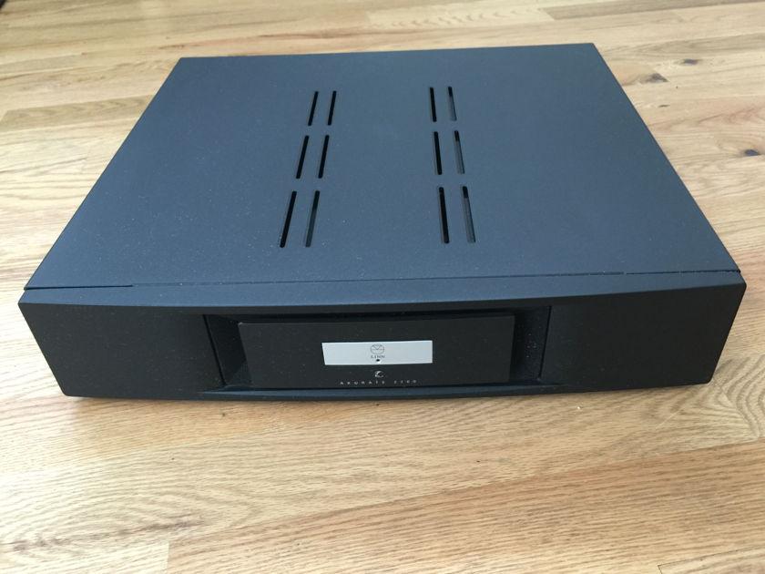Linn Akurate 2200 Power Amplifier  Black
