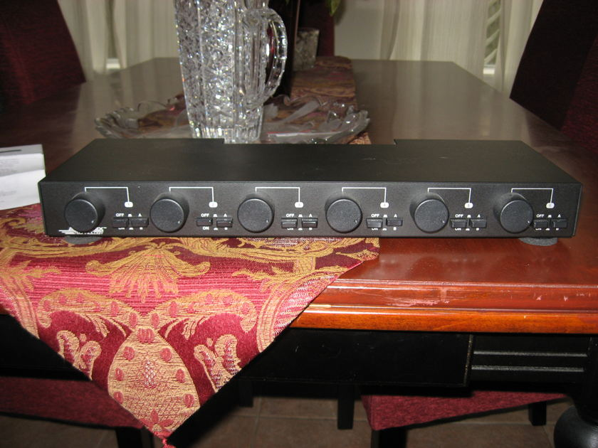 Audioplex Technology OPT-6  Speaker Control - Like NEW