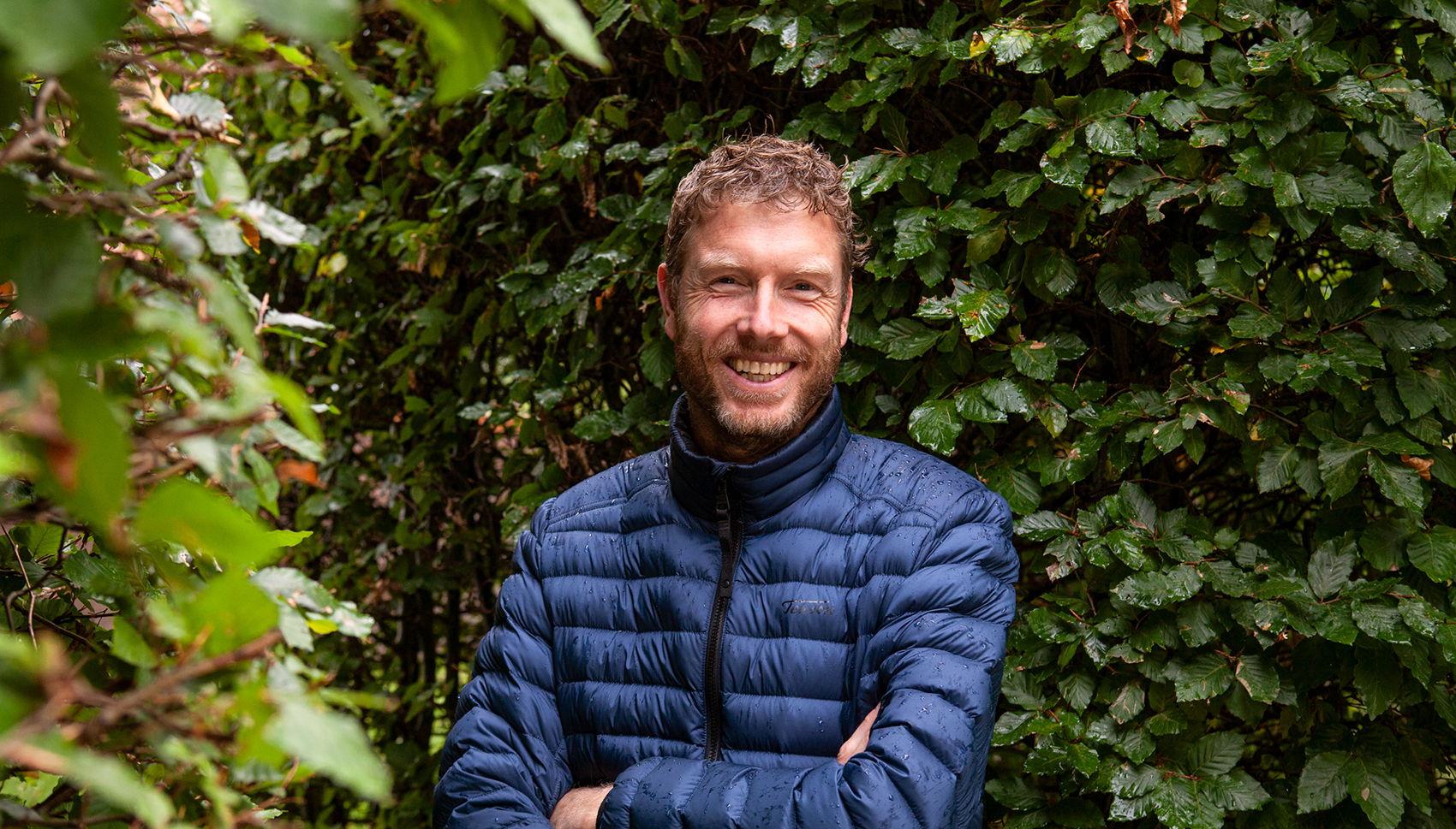 Raoel Steffens, senior adviseur omgevingsmanagement, ruimtelijke ordening en vergunningen bij Royal HaskoningDHV. Samen met zijn Taco Hoencamp onderzocht hij voor de haalbaarheidsstudie van Lean plekken in Nieuwegein en Utrecht-Zuid.