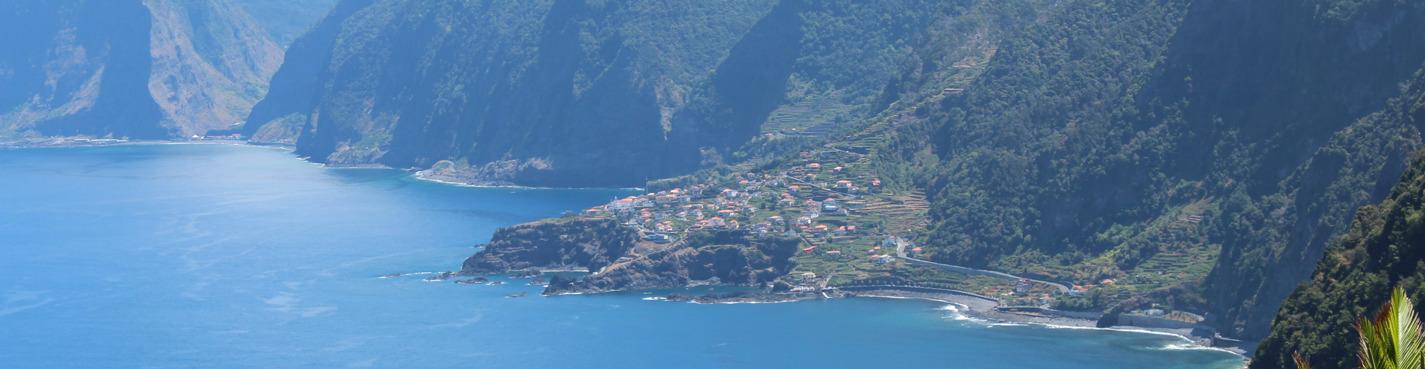 Обзорная экскурсия западной части острова Мадейра