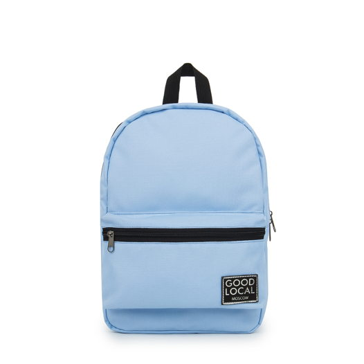 Детский рюкзак GOOD LOCAL Daypack O/Zip XS Sky Blue/Black
