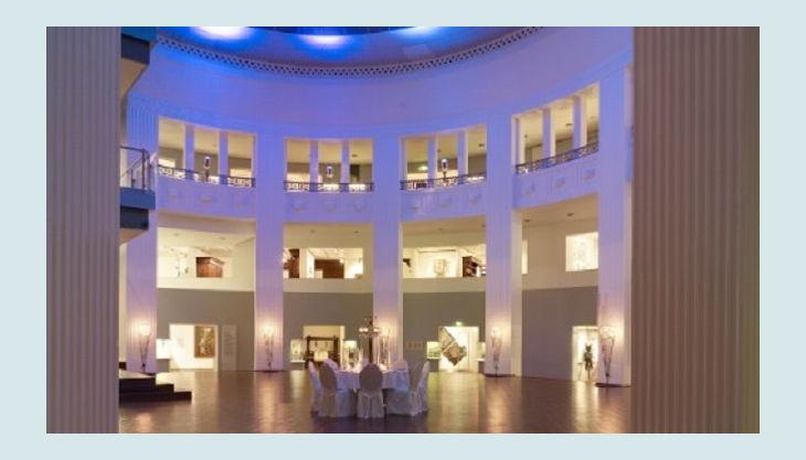 museum für kunst und kulrurgeschichte die lobby