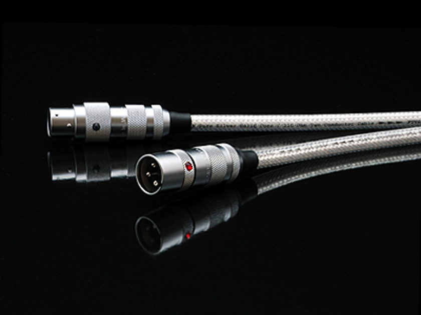 Oyaide AR-910 XLR Cable 1M - 5N pure silver New