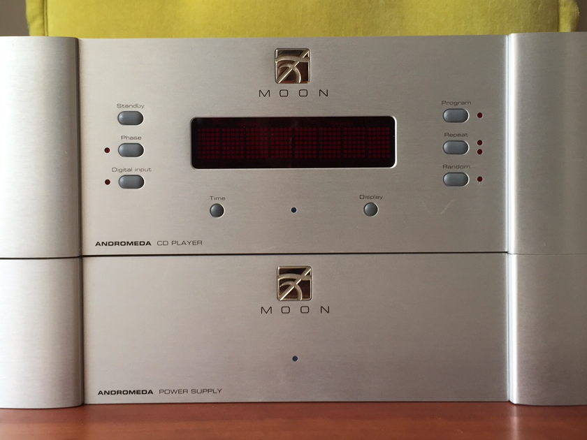MOON Simaudio Andromeda Reference CD Player