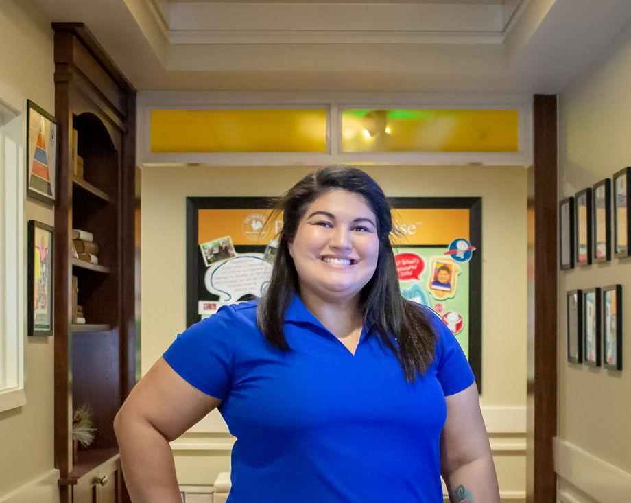 Katrina Gonzalez , Preschool Pathways Teacher
