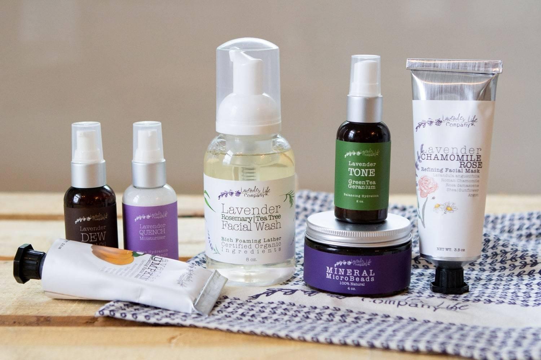 DermaLife Lavender Skin Care System - Lavender-Life.com