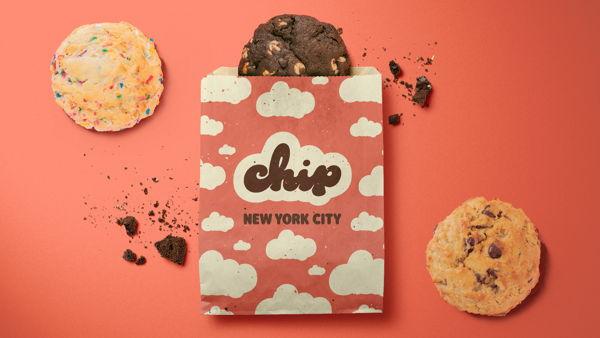 Chip New York Cookies