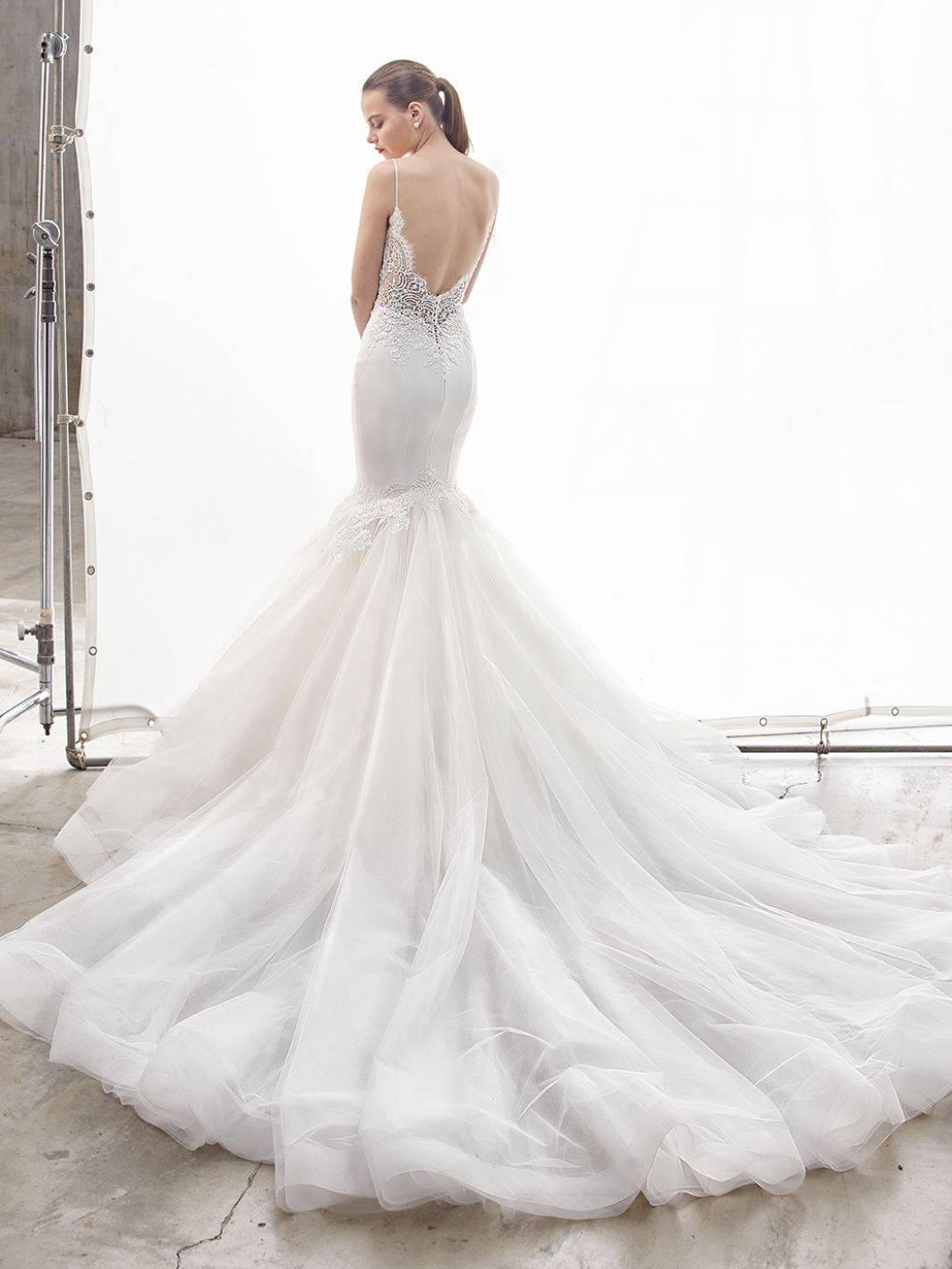 ENZOANI WEDDING DRESS NAYA