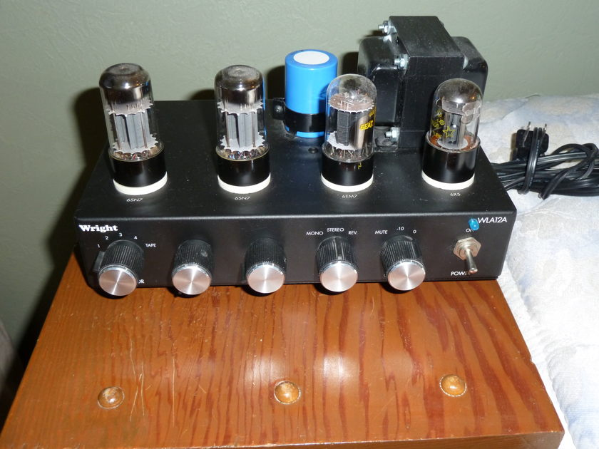 Wright  WLA12A Tube Preamp