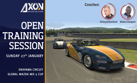 2019 Axon Open Training Session