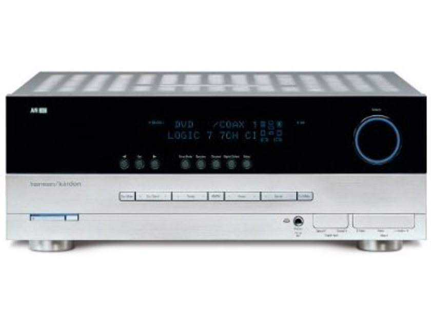 Harman Kardon AVR 347 7.1 CH Home Theater Receiver with iPod Control and HDMI connectivity