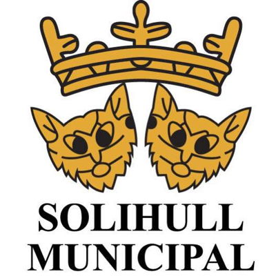 Solihull Municipal Cricket Club  Logo