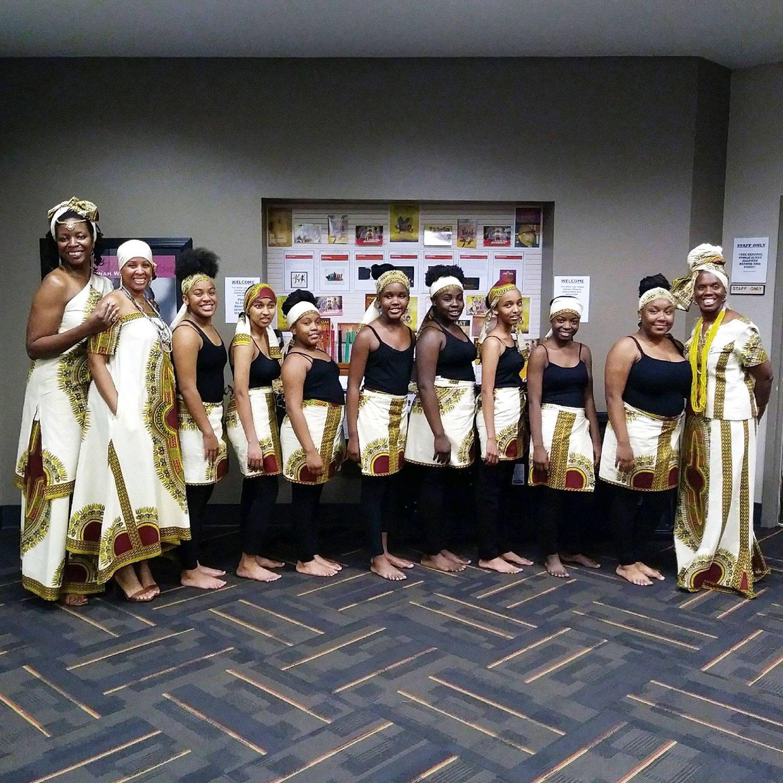 Olabisi African Dance & Drum Ensemble