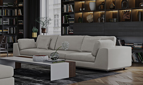 Sofas on Sale at 2Modern featuring Modloft Perry Sofa