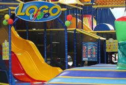 logo lino attraktionen rutsche