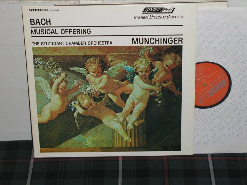 Munchinger/Sco - Bach London ffrr UK Decca sts 15063