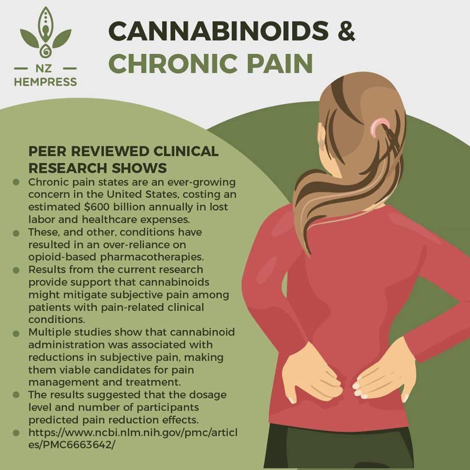 cbd chronic pain