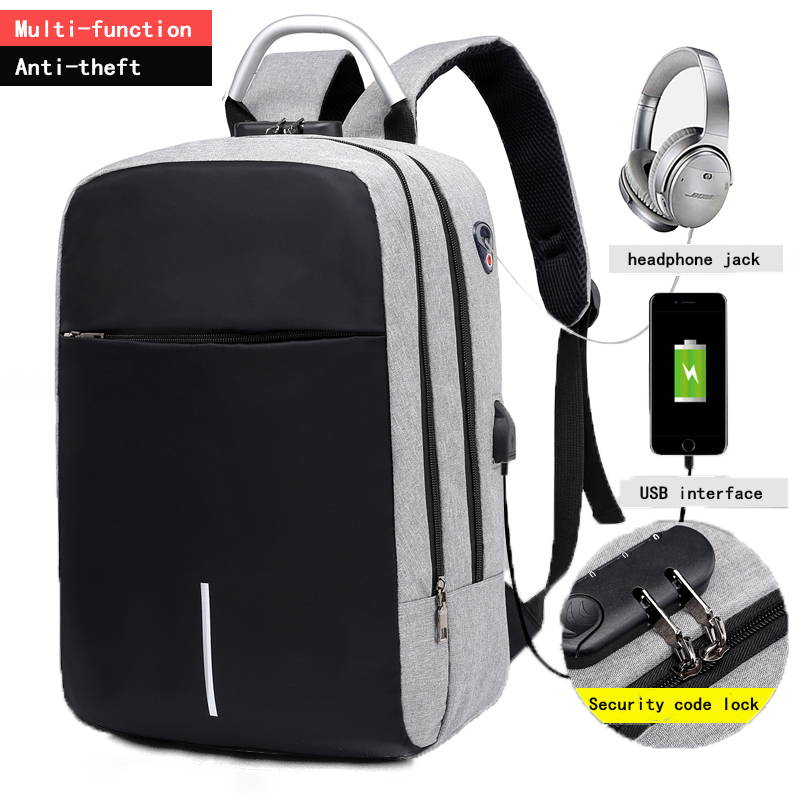 multi function smart backpack