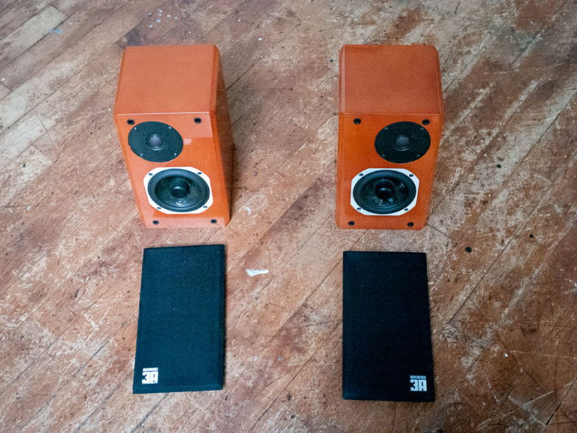 Reference 3A Dulcet Monitor Speakers (mini MM DeCapo)