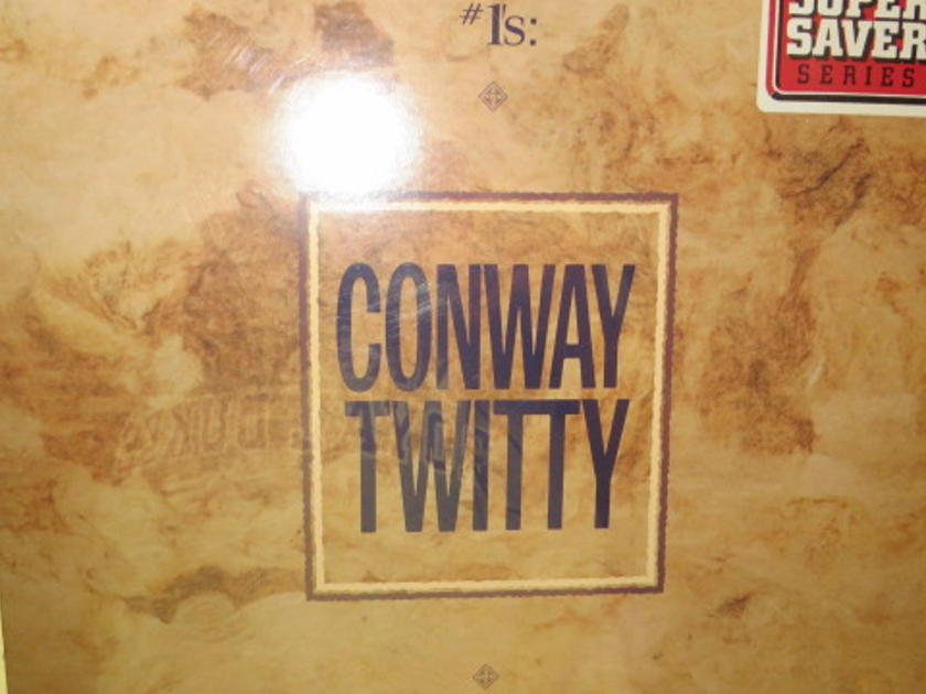 CONWAY TWITTY - 1'S: THE WARNER BROS. YEARS SEALED