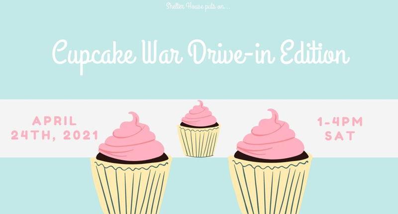Cupcake War Drive-in Edition