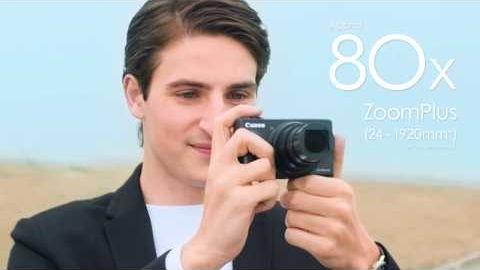 Canon Powershot Sx740 Hs Black Review Slant