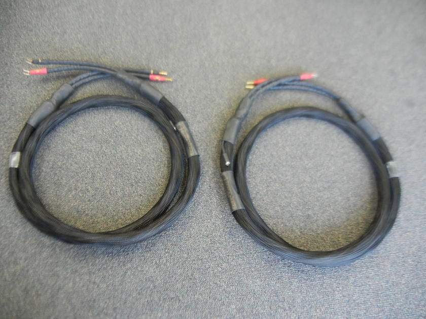 Synergistic Research  Apex speaker cables (see pics)
