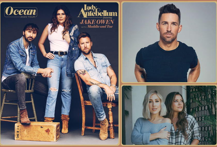 Lady Antebellum artwork
