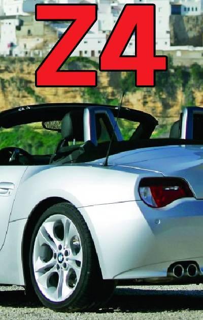 BMW Z4 MODEL FITMENT