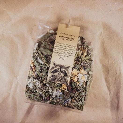 Алтайский травяной чай (100 г) в ассортименте
