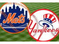 2 Mets vs Yankees Tickets