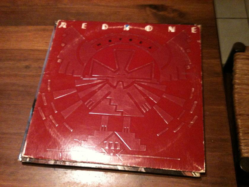 Redbone - Wovoka original textured cover