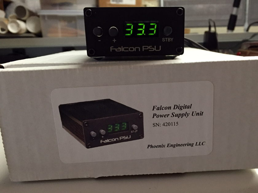 Phoenix Engineering Falcon PSU for Turntables excellent condition