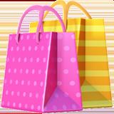 Shopping bags 1f6cd fe0f