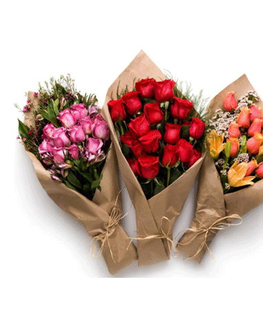 HF Special Mix Roses Bouquet