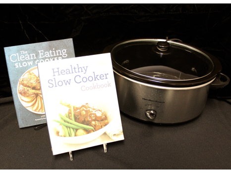 Healthy Crock Pot Cooking