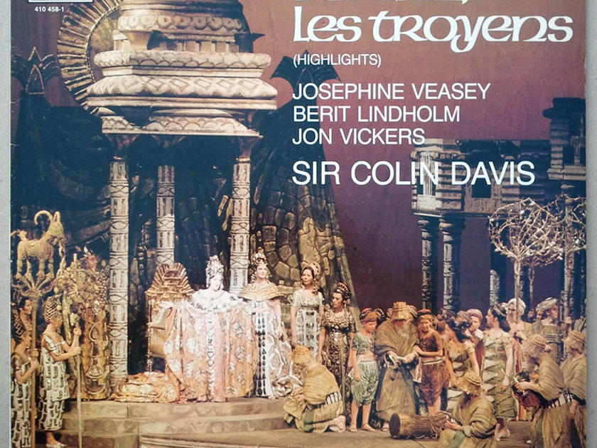 Philips/Colin Davis/Berlioz - Les Troyens (The Trojans) / NM
