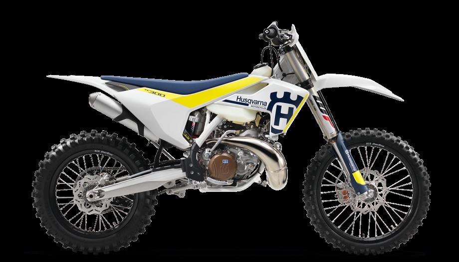 2017 HUSQVARNA MOTORCYCLES TX 300