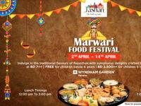 MARWARI FOOD FESTIVAL image