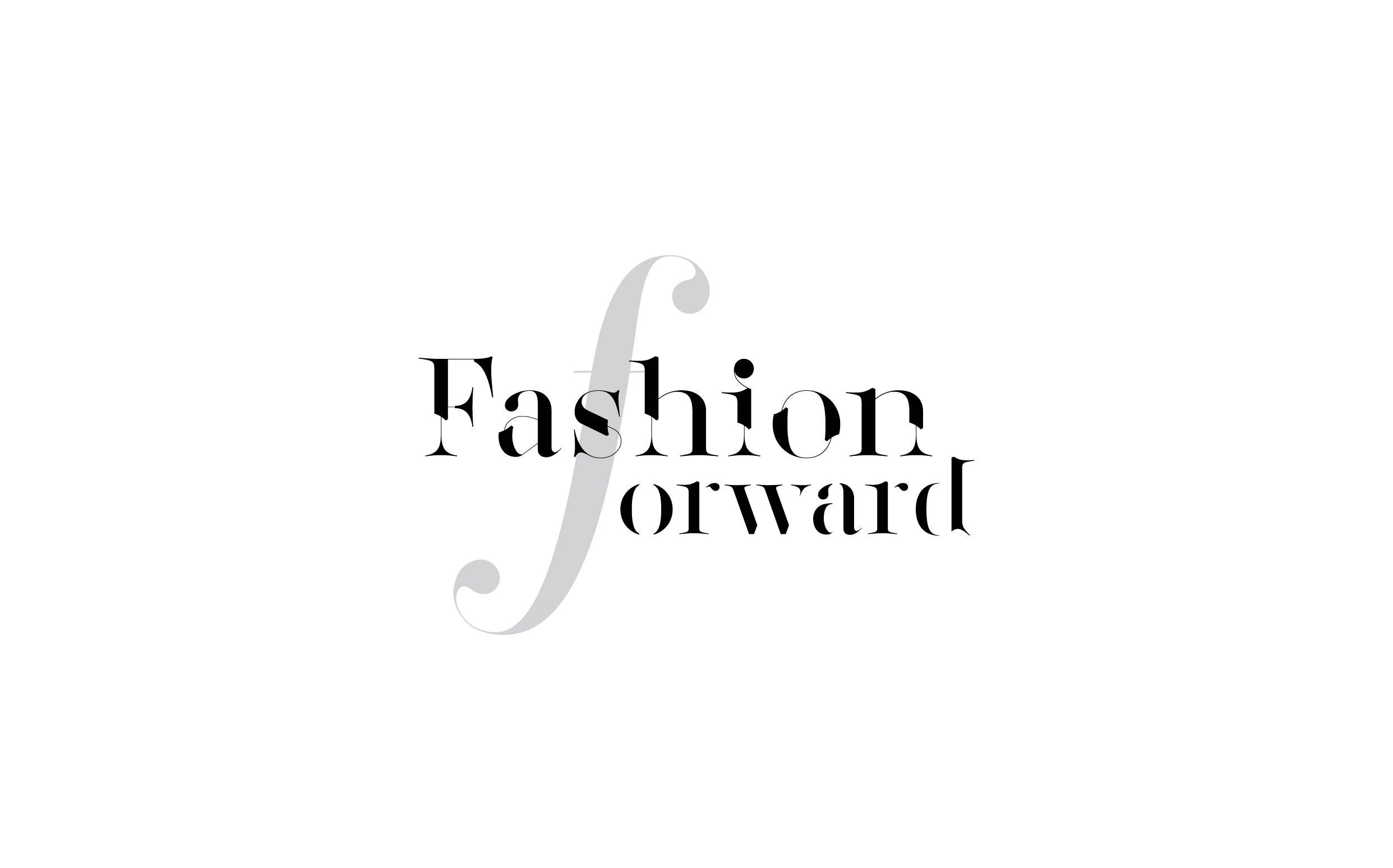 Fashion Forward - Custom sexy type collection by Moshik Nadav Typography