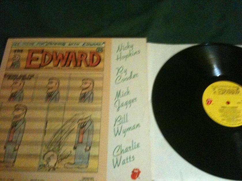 Jagger/Cooder/Watts/Wyman - Jamming With Edward LP NM