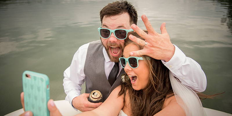 Weddings and Social Media
