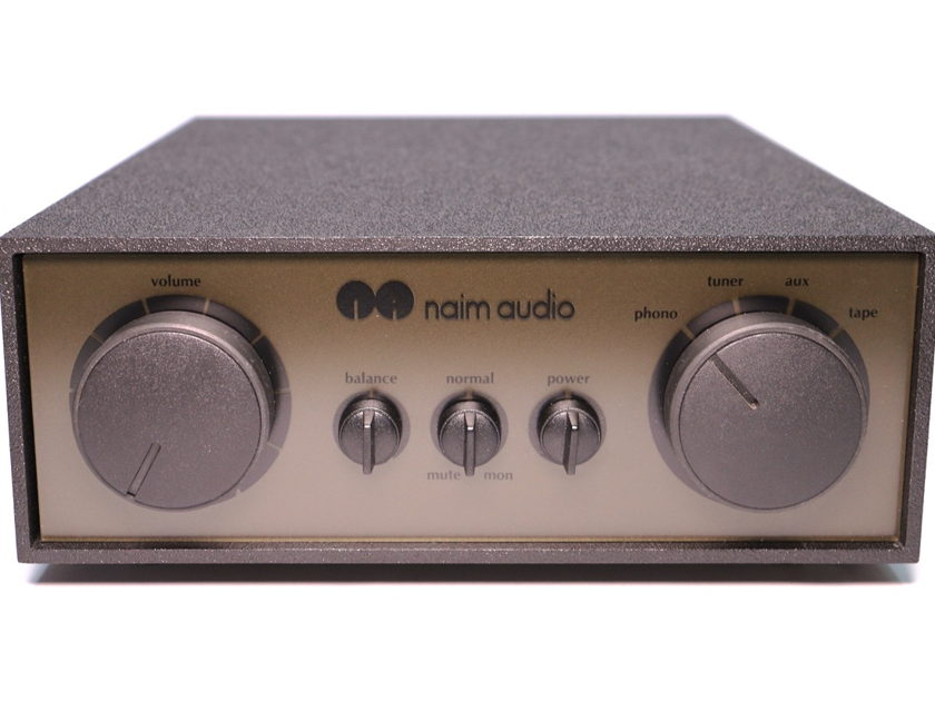 Naim Audio AV Options Ultimate NAIT 2 Mint - the one Art Dudley reviewed!