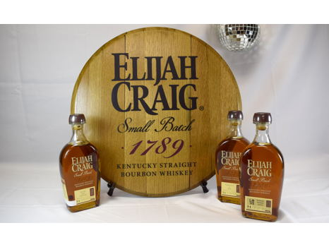 Rev. Elijah Craig Says Bourbon Is Good for the Soul