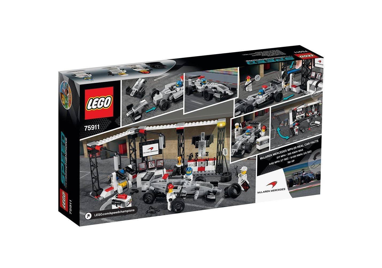 Lego formula 1 momentum McLaren Mercedes