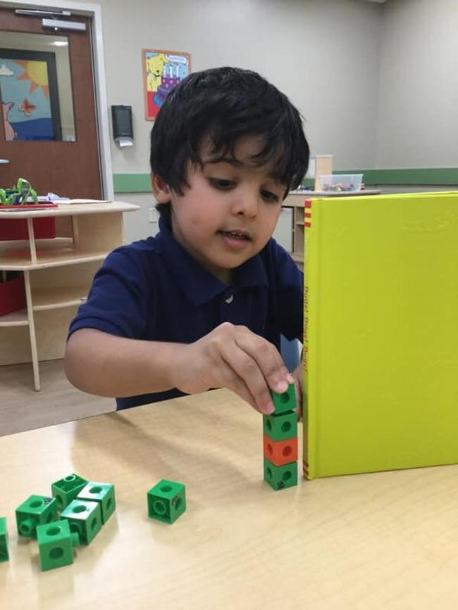 math, cubes, curriculum, primrose, counting